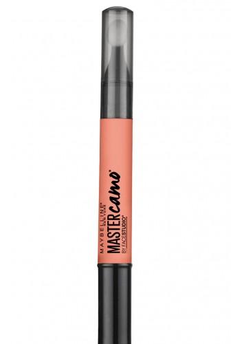 Creion pentru corectia punctuala a nuantei tenului Maybelline New York Master Camo Color Correcting Pen Apricot 1.5ml