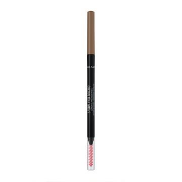 Poze Creion pentru sprancene Rimmel BROW PRO MICRODEFINER - 002 Soft Brown