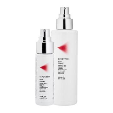 Dezinfectant parfumat Seventeen RED FLAME PERFUMED HAND SPRAY 200 ML