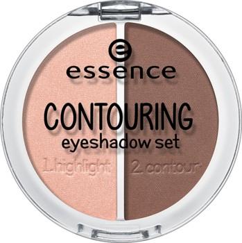 Poze Fard de ochi Essence  contouring eyeshadow set 02 5gr