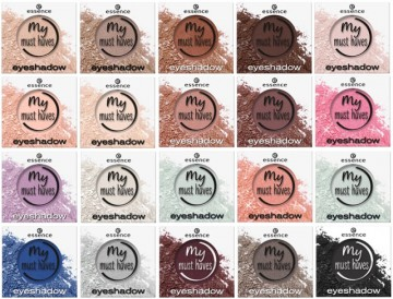 Poze Fard de ochi Essence My Must Haves eyeshadow 11