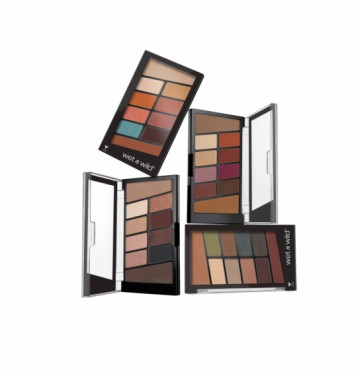 Poze Fard de ochi Wet n Wild Color Icon 10 pan Palette - Nude Awakening