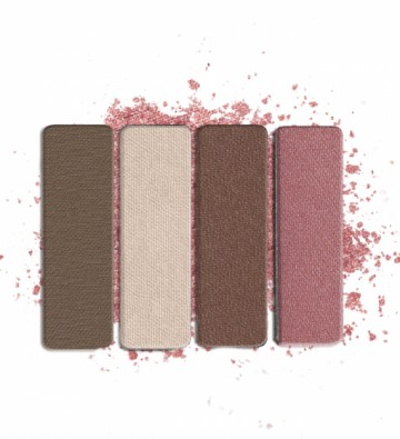 Poze Fard de ochi Wet n Wild Color Icon Eyeshadow Quads - Sweet As Candy