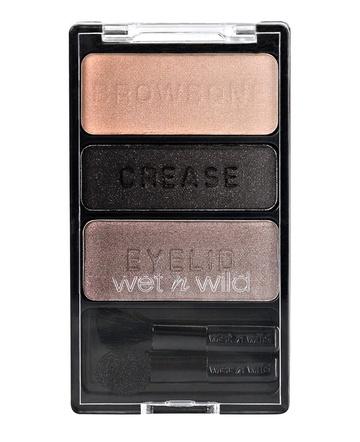 Poze Fard de pleoape Wet n Wild Color Icon Eyeshadow Trio Silent Treatment, 3.5 g