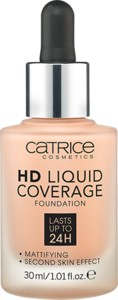 Poze Fond de ten Catrice HD Liquid Coverage Foundation 020