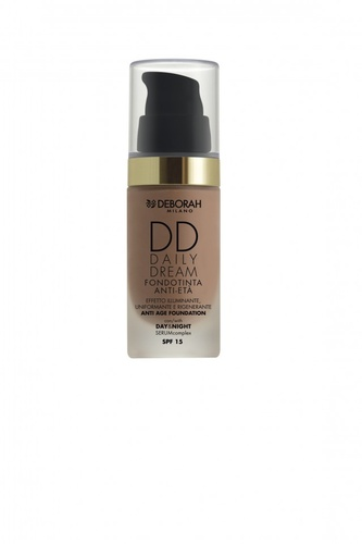 Poze Fond de ten Deborah DD FDT Daily Dream 04 Apricot, 30 ml