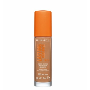 Fond de ten RIMMEL LASTING RADIANCE foundation - 303 True Nude