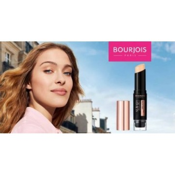 Poze Fond de ten si anticearcan Bourjois Always Fabulous Foundcealer Stick 410
