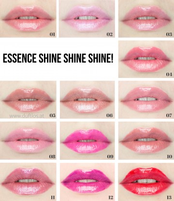 Poze Gloss de buze Essence shine shine shine lipgloss 13 Red Carpet Scarlet  5 ml
