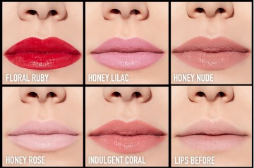 Gloss Max Factor  HONEY LACQUER GLOSS FLORAL RUBY 25