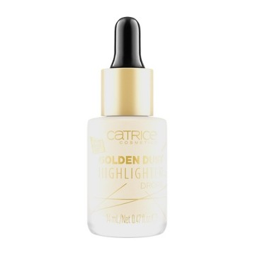 Poze Iluminator Catrice GOLDEN DUST HIGHLIGHTER DROPS 010 Spacegold
