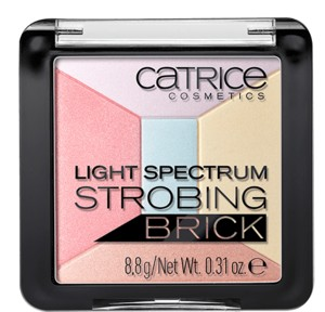 Poze Iluminator Catrice Light Spectrum Strobing Brick 030  Candy Cotton 8,8g