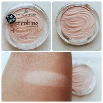Poze Iluminator Essence strobing highlighter 10