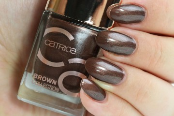 Poze Lac de unghii Catrice Brown Collection Nail Lacquer 01 Fashion Addicted