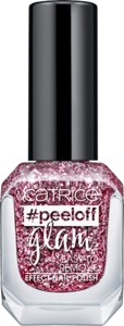 Poze Lac de unghii Catrice peeloff glam Easy To Remove Effect Nail Polish 01