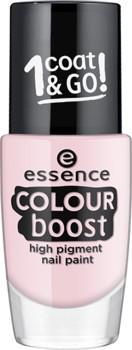 Poze Lac de unghii Essence colour boost high pigment nail paint 01