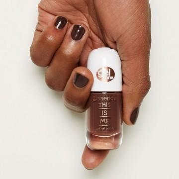 Lac de unghii essence this is me. gel nail polish 19