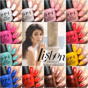 Poze Lac de unghii OPI Infinit Shine - LISABON Now Museum, Now You Dont