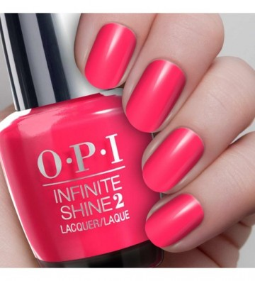 Lac de unghii OPI INFINITE SHINE - Running With The In-Finite Crowd