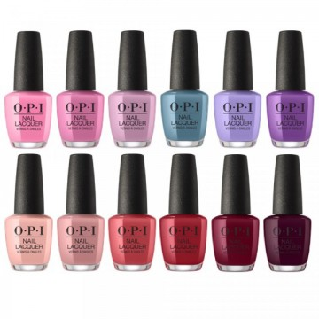 Poze Lac de unghii OPI Nail Lacquer - PERU SomewhereOverTheRainbowMountains15ml