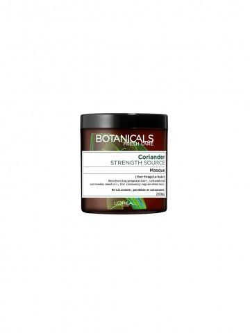 Masca fortifianta Botanicals Fresh Care Coriander Strength Cure pentru par fragil 200 ml