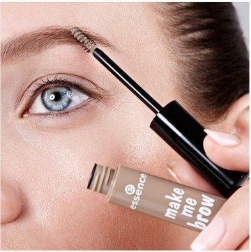 Poze Mascara pentru sprancene Essence make me brow eyebrow gel mascara 02 Browny brow