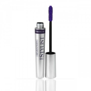 Poze Mascara Seventeen The Stylist Mascara No 4 Electric Purple