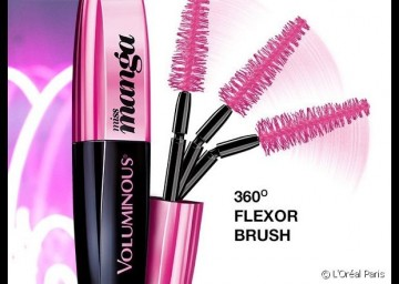 Poze Mascara volum L'Oreal Paris Mega Volum Colagen Miss Manga 8.5ml