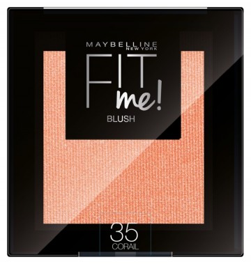 Maybelline New York Fit Me Blush Fard de obraz - 4.5g 35 Corail