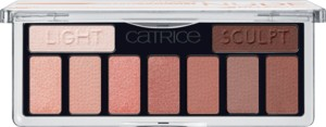 Poze Paleta farduri de ochi Catrice The Fresh Nude Collection Eyeshadow Palette 010