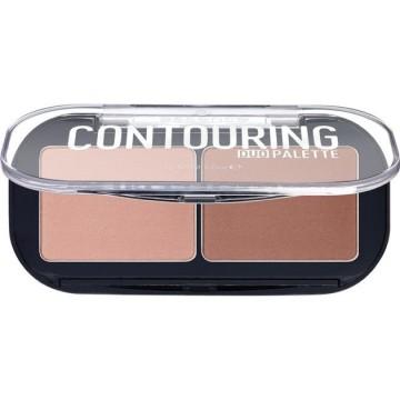 Poze Paleta pentru conturare Essence CONTOURING DUO PALETTE 10 lighter skin