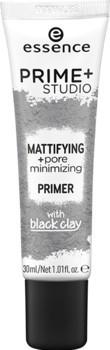 Primer Essence prime+ studio mattifying + pore minimizing primer