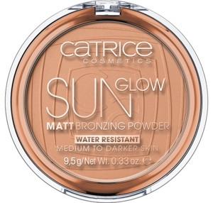 Poze Pudra bronzanta Catrice Sun Glow Matt Bronzing Powder 035