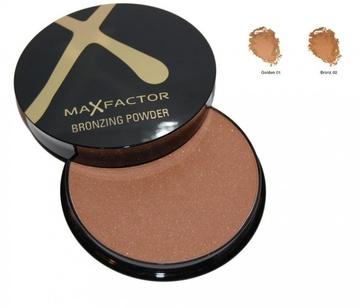 Poze Pudra Bronzanta Max Factor 01 Golden