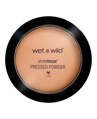 Poze Pudra Wet n Wild Photo Focus Pressed Powder Golden Tan