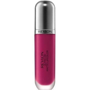 Poze Revlon Ultra HD Matte Lip Color 610 Addiction