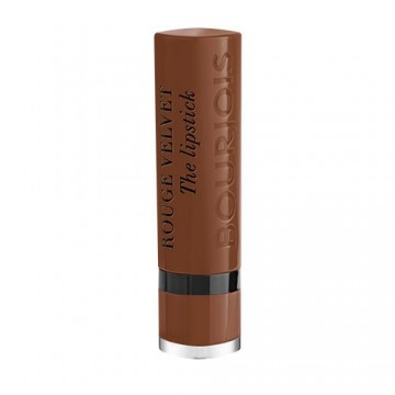 Poze Ruj Bourjois Edition Velvet The Lipstick 14 Dark chocolate