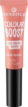 Poze Ruj lichid mat Essence colour boost mad about matte liquid lipstick 02