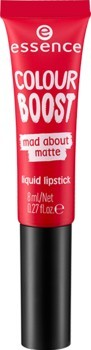 Poze Ruj lichid mat Essence colour boost mad about matte liquid lipstick 07