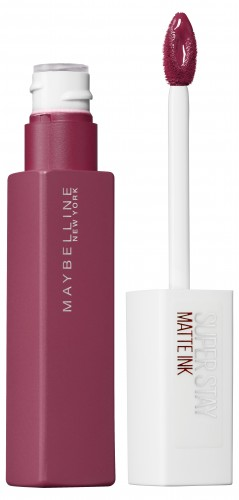 Poze Ruj lichid mat Maybelline New York Superstay Matte Ink cu rezistenta de pana la 16H 15 Lover 5ml