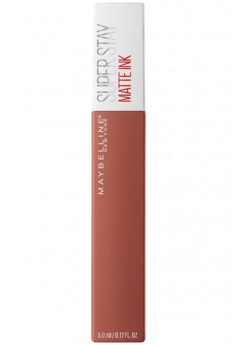 Poze Ruj lichid mat Maybelline New York Superstay Matte Ink cu rezistenta de pana la 16H 70 Amazonian -5ml