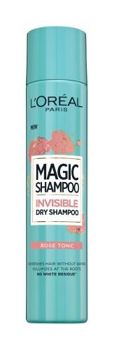 Poze Sampon uscat purificator L'Oreal Paris Magic Shampoo Rose Tonic 200 ml