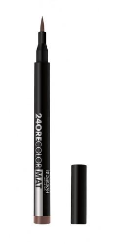 Poze Tus pentru pleoape Deborah 24Ore Color Mat 7 Eyeliner Marshmallow Mocha,
