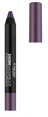 Poze Creion fard de ochi Deborah 24 Ore Waterproof Eyeshadow&Pencil 6