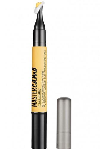 Poze Creion pentru corectia punctuala a nuantei tenului Maybelline New York Master Camo Color Correcting Pen Yellow 1.5ml