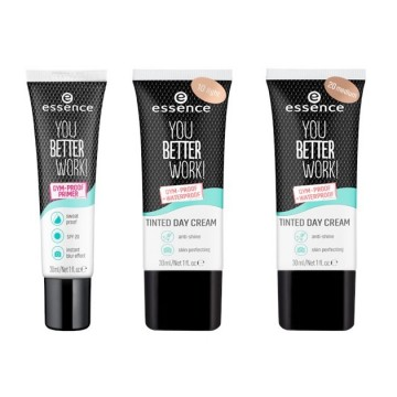 Crema coloranta Essence YOU BETTER WORK! TINTED DAY CREAM 10