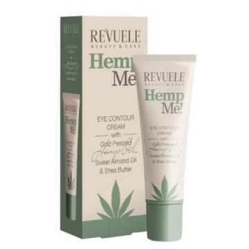 Crema pentru ochi Revuele Hemp Me eye contour cream 35 ml