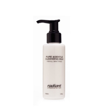 Demachiant Radiant PURE & GENTLE CLEANSING MILK (ALL SKIN TYPES) 100 ML