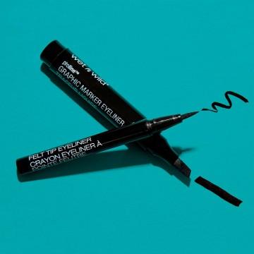 Eyeliner Wet n wild ProLine Graphic Marker Eyeliner Jetliner Black