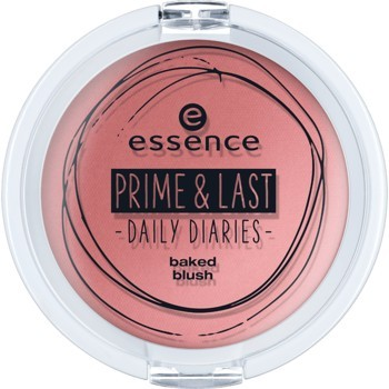 Poze Fard de obraz Essence prime & last -daily diaries- baked blush 01